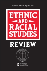 Ethnic and racial studies Lecture 2013 : Michel Wieviorka